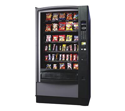 Snack Automaat Crane Climate
